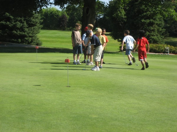 Beloit Youth Golf Lessons (2) (Custom)