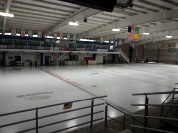 Ice Rink Tear Down 2014 2